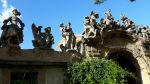 THE GROTESQUE STATUES OF VILLA PALAGONIA IN BAGHERIA
